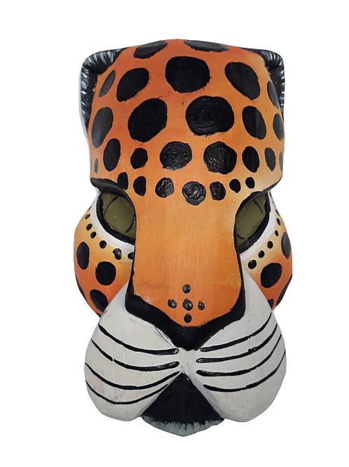 Máscara jaguar mediana