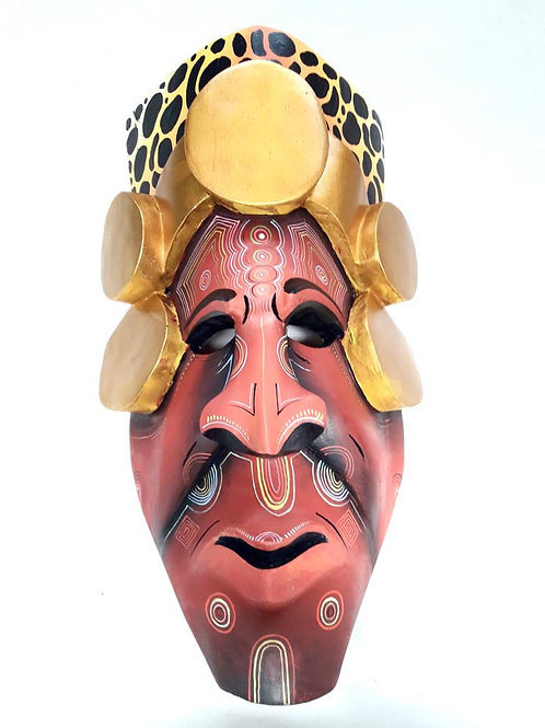 Máscara Brunka