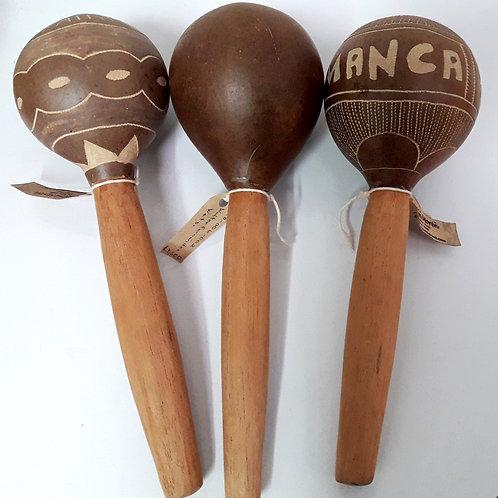 Brown Watsi Maraca