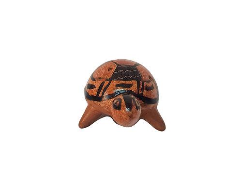 Ocarina de cerámica Tortuga