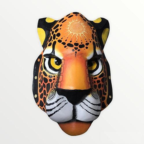 Máscara de jaguar grande