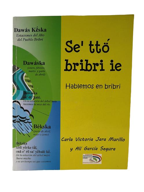 Libro hablemos en Bribri