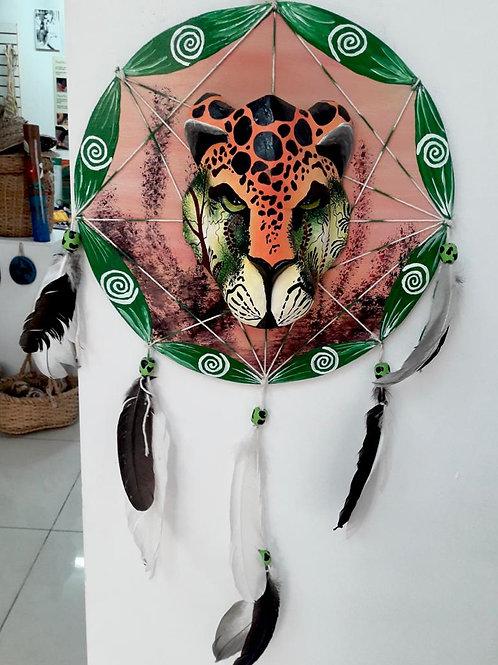 Jaguar dreamcatcher
