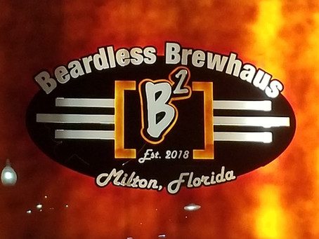 Bucking Convention, North of Pensacola There Is A Beardless Brewhaus