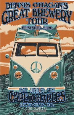 Summer Tour 2020 Poster