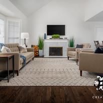 Lake Oswego Living Room