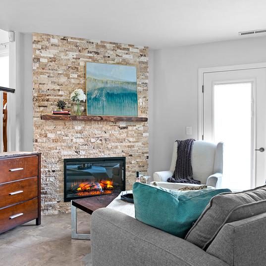 Family Room Renovation Beaverton