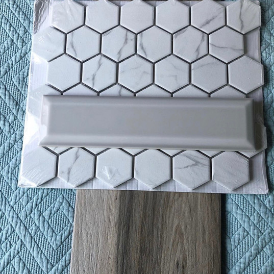 Crater Residence Materials
