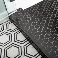 Vista Hills Master Bath Flooring