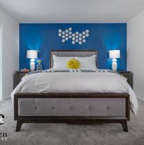 Lake Oswego bedroom