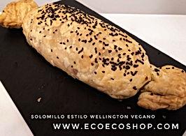 Solomillo estilo Wellington Vegano (2).j