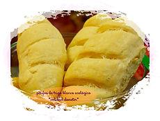pitufos de trigo blanco ecológico