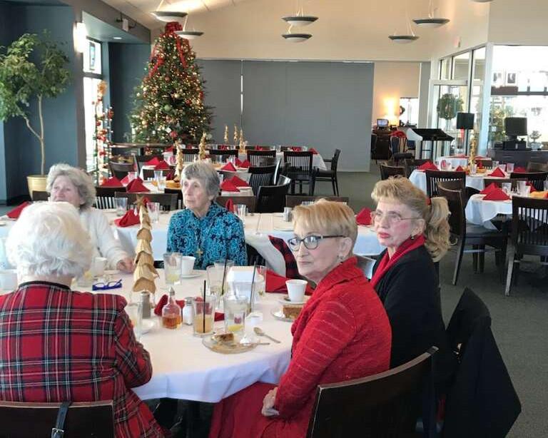 St. Monica Luncheon Dec 18