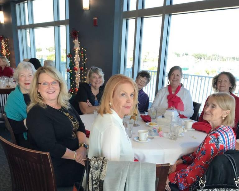 St. Monica Luncheon Dec 2018