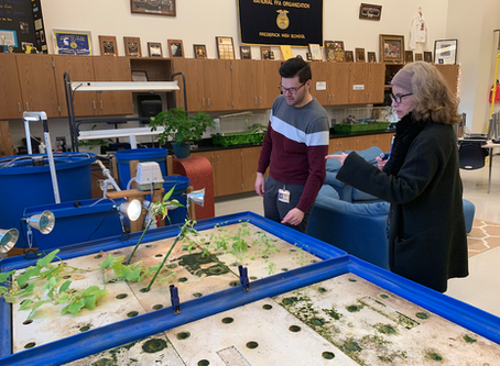 Agricultural Education & FFA at Frederick High School
