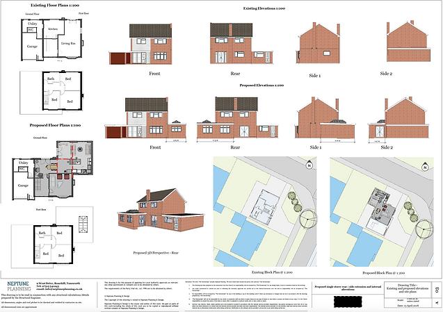 House Extension -Tamworth