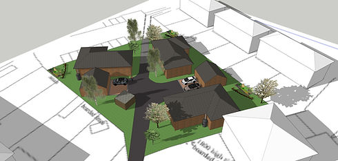 New House Design - Woodville, Coalville Leicestershire