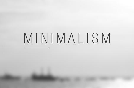 Minimize Mediocrity & Minimalism