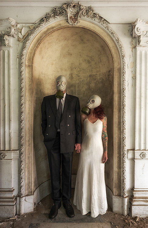 The weddingmaker 77x120cm (Exclusive label)