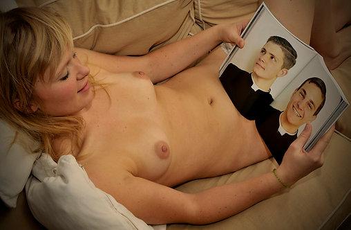 100x150 cm Playboy