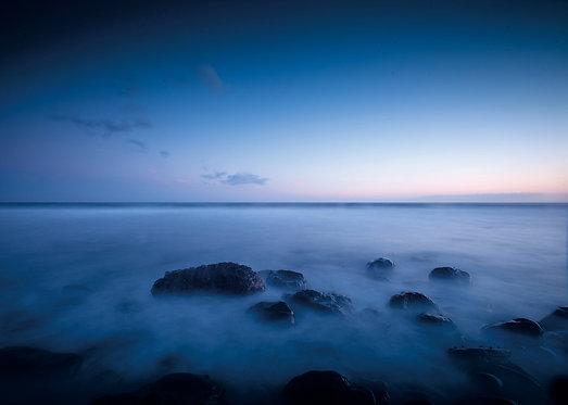 Atlantic Sea formaat 105x150cm - Plexibond afwerking