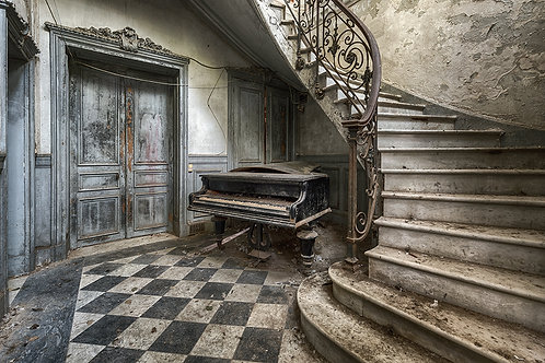 Classical tunes 80x120cm