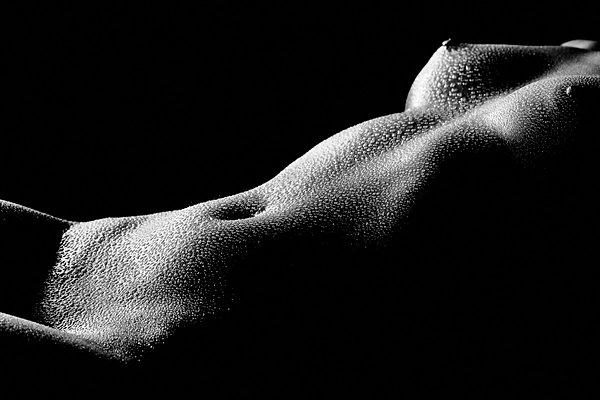 Artistic nude pic
