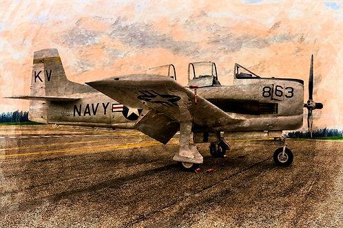 60x90 cm Navy