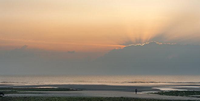 Plexibond 44x90 cm Opal Coast