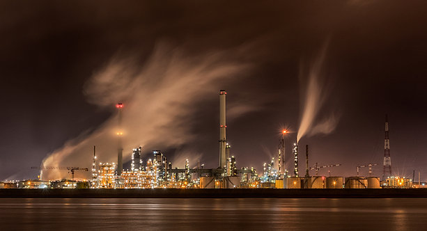 Plexibond 80x150 cm Smokey Industry