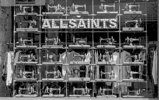 60x90 cm All Saints