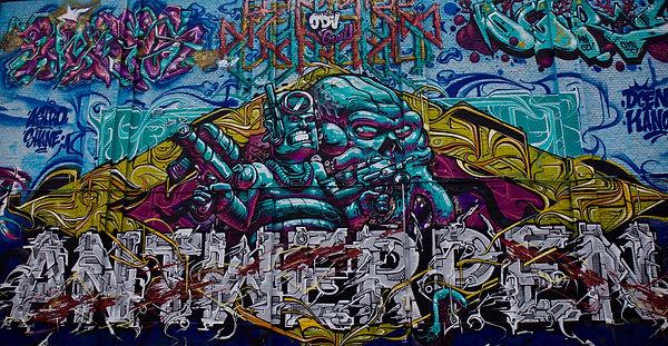 graffity antwerp