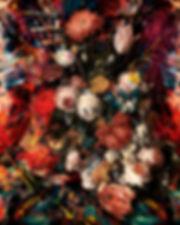 Red Explosion - Gallery Van Kan
