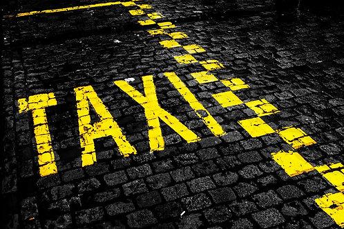 100x150 cm Taxi