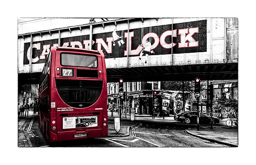 Camden Lock 58x90 cm