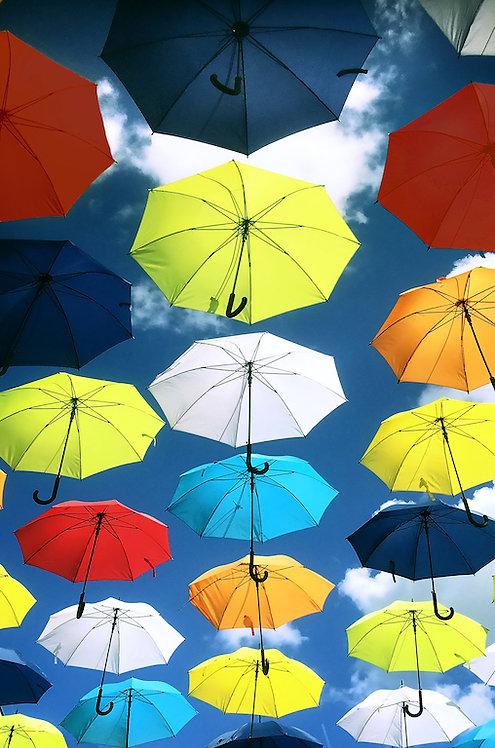 60x90 cm Umbrellas