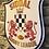 Thumbnail: imake Siddal ARLFC MDF wall badge