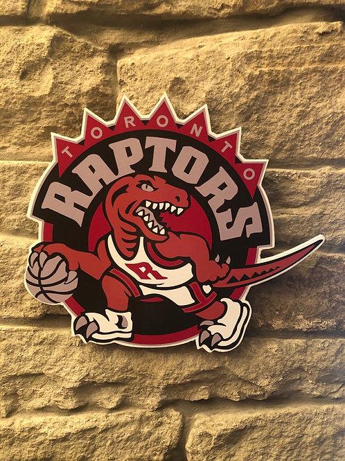 NBA Toronto Raptors 2008/09 - 2014/15 Retro Badge