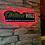 Thumbnail: William Hill Darts World Championship Special detail Cut Wall Light