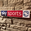 Thumbnail: Sky Sports plus logo Wooden Wall Sign
