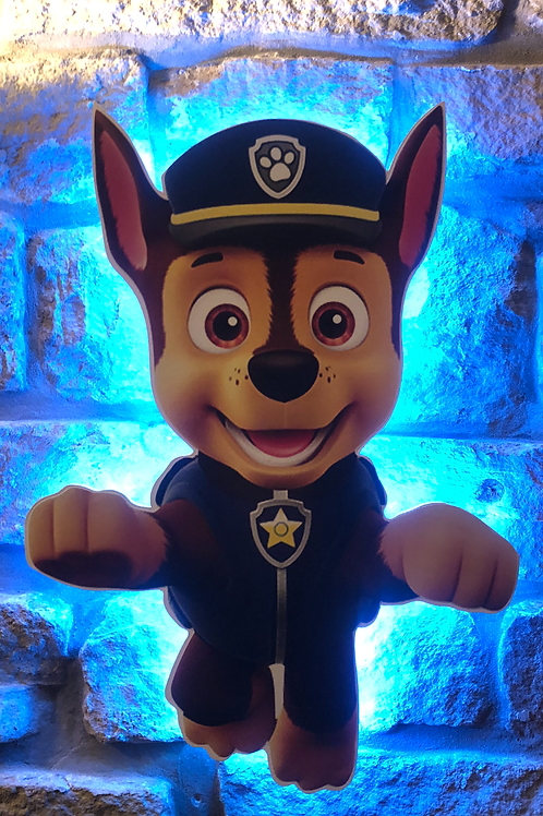 "PawPatrol ""Chase"" Wall Light"
