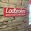 Thumbnail: Ladbrokes World Darts Championship Wooden Wall Sign