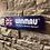 Thumbnail: WINMAU Darts Wooden Wall Sign