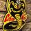 Thumbnail: Cobra Kai (Netflix Series ) Wooden Wall Plaque