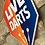 "Thumbnail: Wooden Dart Flight ""LIVE DARTS"" Wall Shield."