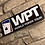 Thumbnail: World Poker Tour Wooden Wall Sign