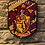 Thumbnail: Personalised Harry Potter Gryffindor House crest shield