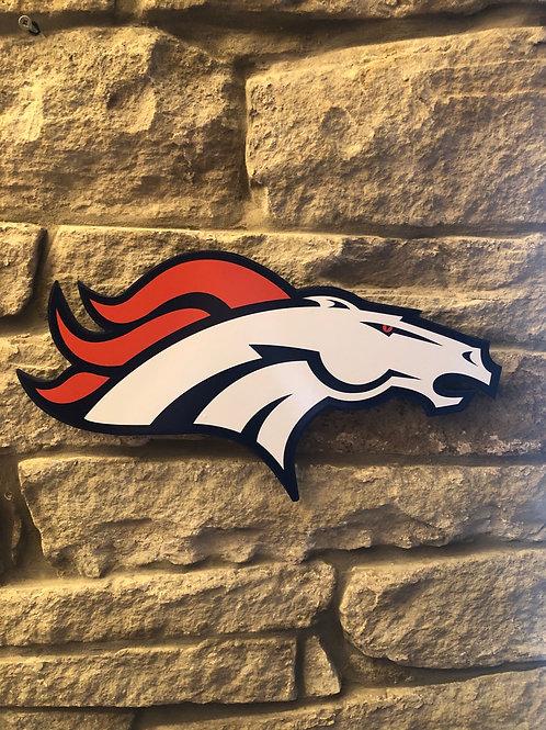imake NFL Denver Broncos 2020 Logo