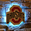 Thumbnail: imake Ohio State University Football Wooden Wall Light