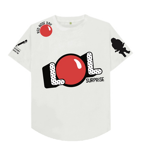 LOL Surprise Red Nose Day T-Shirt
